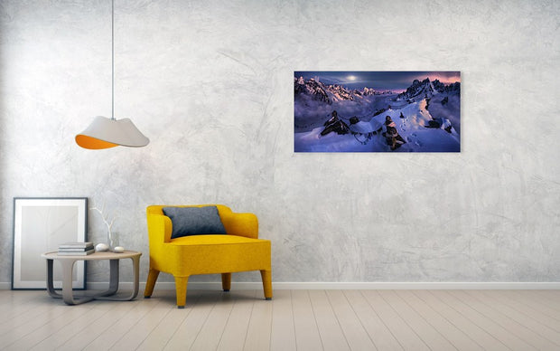 The Endless Search - Canvas Print