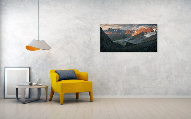 The Lost Glacier - Art Print