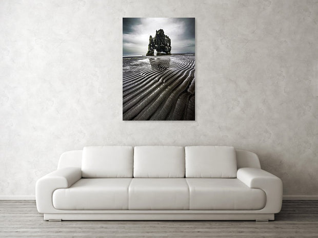 The Rock - Canvas Print