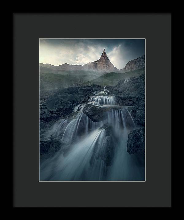 The Tower - Framed Print