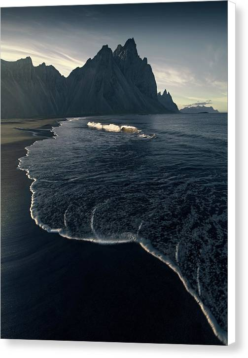 The Wave - Canvas Print