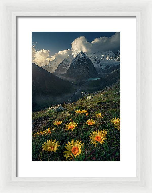 What We've Seen - Framed Print