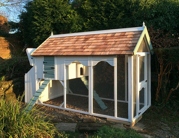 Anastasia Chicken House – 8ft x 4ft