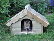 The Cherry Acres Cat Shelter