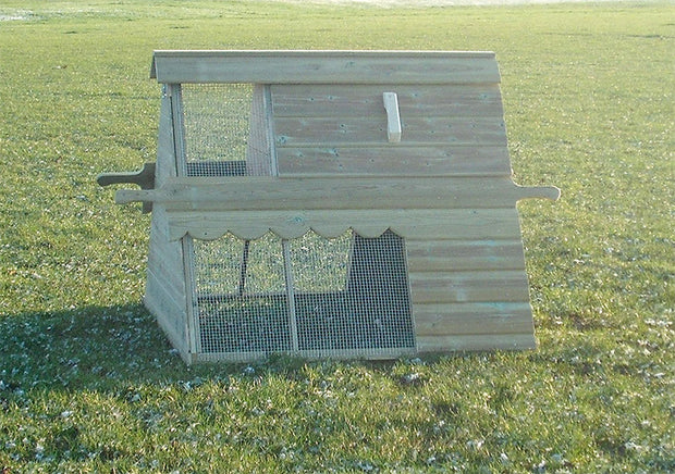Cherry Acres Poultry Ark – 8 Hens