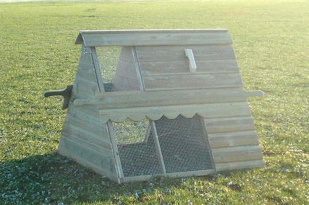 Cherry Acres Poultry Ark – 4 Hens