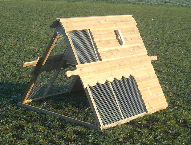 Cherry Acres Poultry Ark – 6 Hens