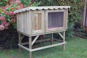 Cherry Acres Rabbit Hutch