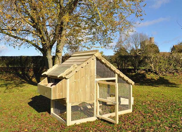 Cherry Court Large Chicken Coop