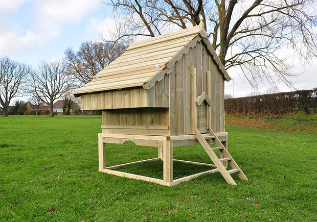 Cherry Orchard Poultry House – Large