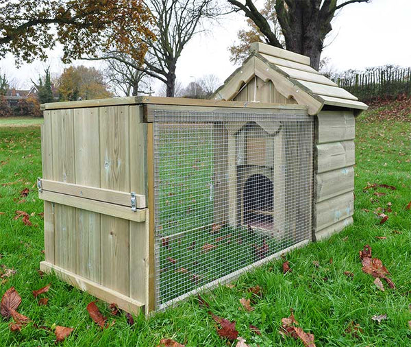 Cherry Acres Broody Chicken House - Large