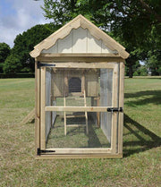 The Acres Cottage Chicken Coop and Run - Regular