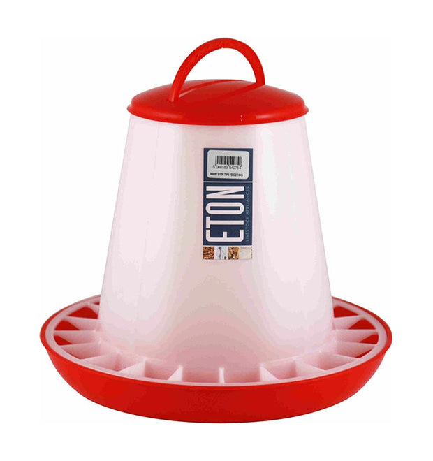 ETON Plastic Chicken Feeder