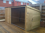 The Montgomery Large Dog Kennel – 12ft