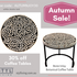 Autumn Sale! 30% OFF Coffee Tables