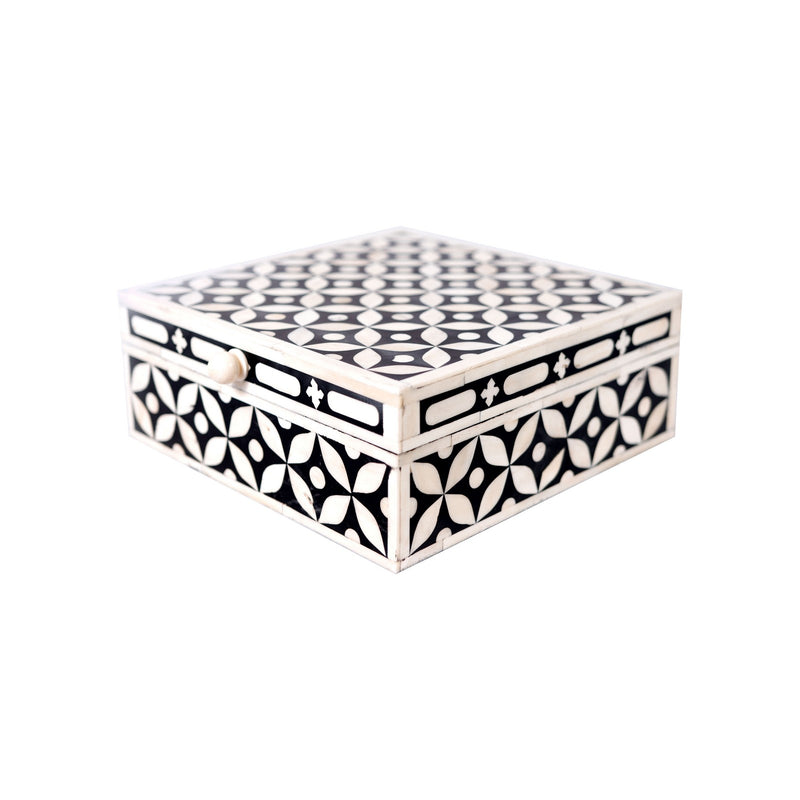 Bone inlay Box