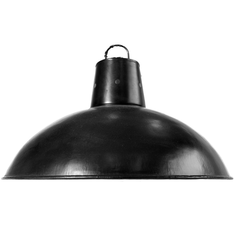 Industrial Black Hanging  Lamp