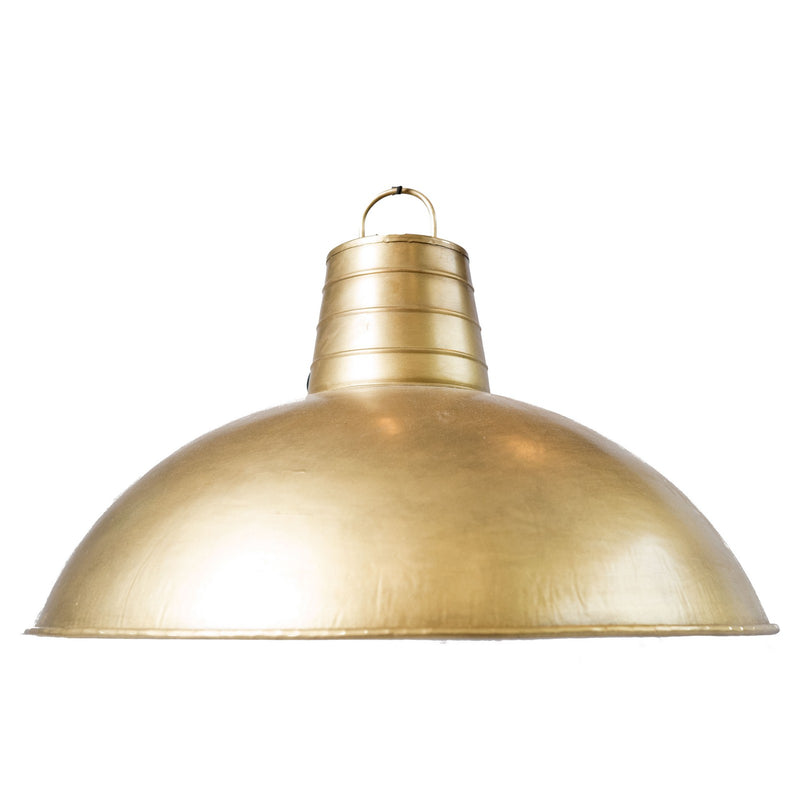 Iron Brass Hanging Lamp