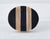 Designer knobs (black strip)