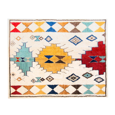 Kilim Wool rug - Sierra Diamonds