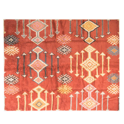 Kilim Wool rug - Ancient Arrows