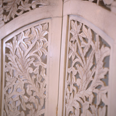Decorative Wooden Particle Screen