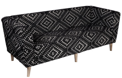 Sofa Black Dimond