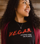 Vegan DARE Unisex T-Shirt