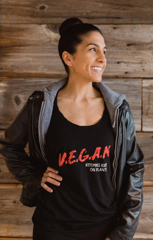 Vegan DARE Women's Tank