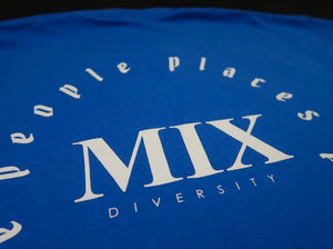 MIX Long Sleeve (Blue)