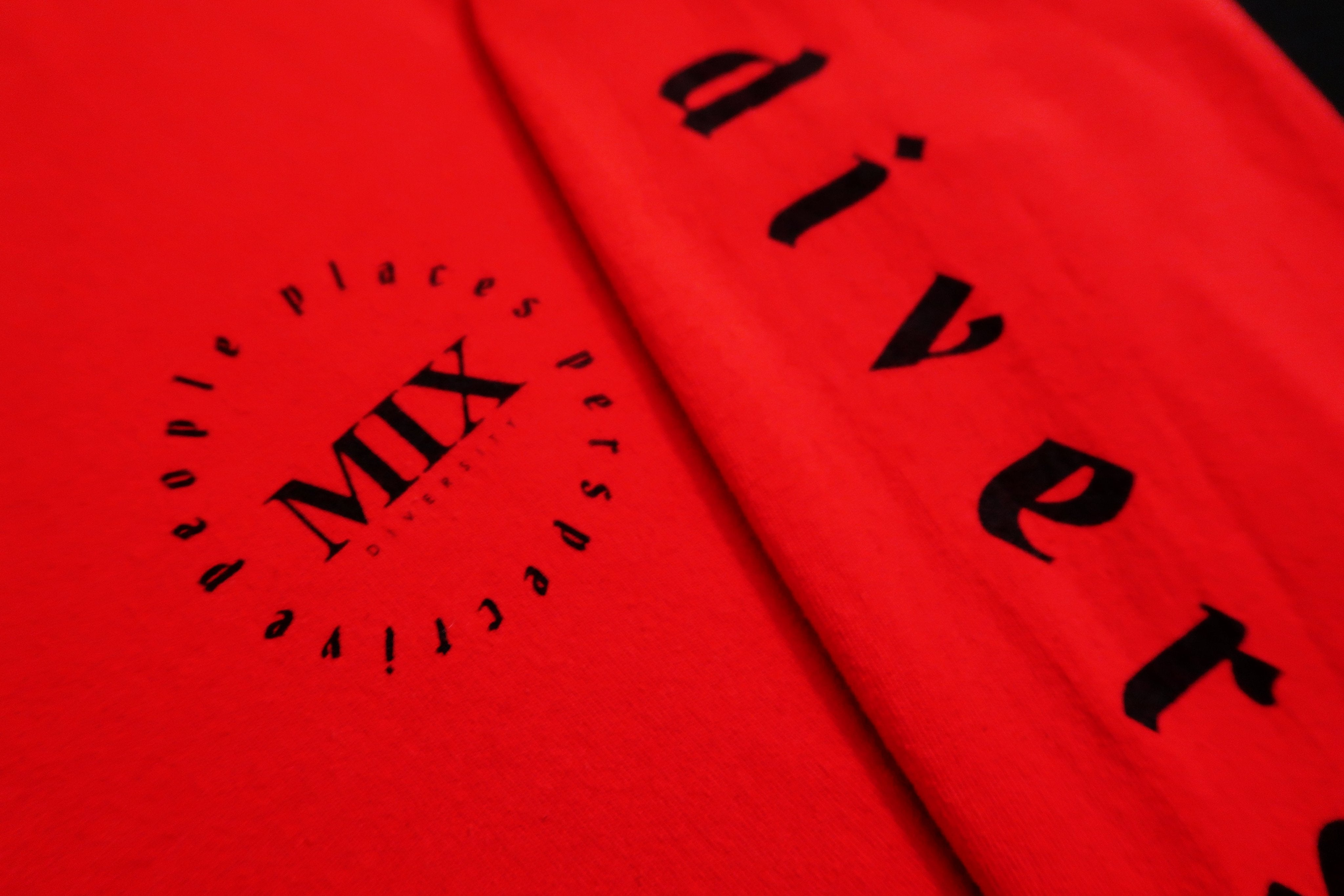 MIX Long Sleeve (Red)
