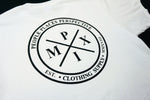 MIX Short Sleeve T-Shirt (White)