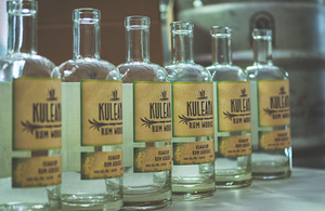 Going Back To Our Roots with Kuleana Rum Works