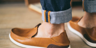 Nalukai Slip-On | Fox / Bone