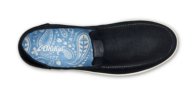 Mānoa Slip-On | Black