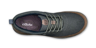 Ua Kea Waterproof | Dark Shadow / Black