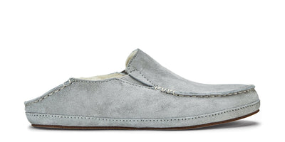 Nohea Slipper | Pale Grey / Pale Grey