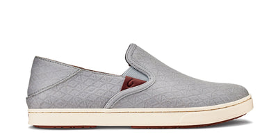 Pehuea Leather | Pale Grey Kapa / Pale Grey | Image 2