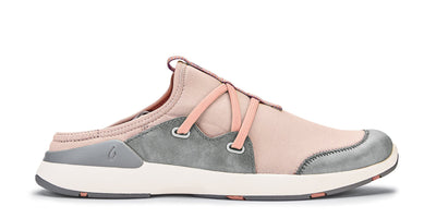 Miki Lī | Pearl Blush / Pale Grey