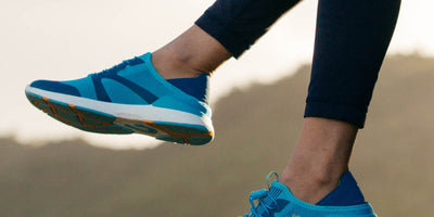 Miki Trainer | Tropical Blue / Teal