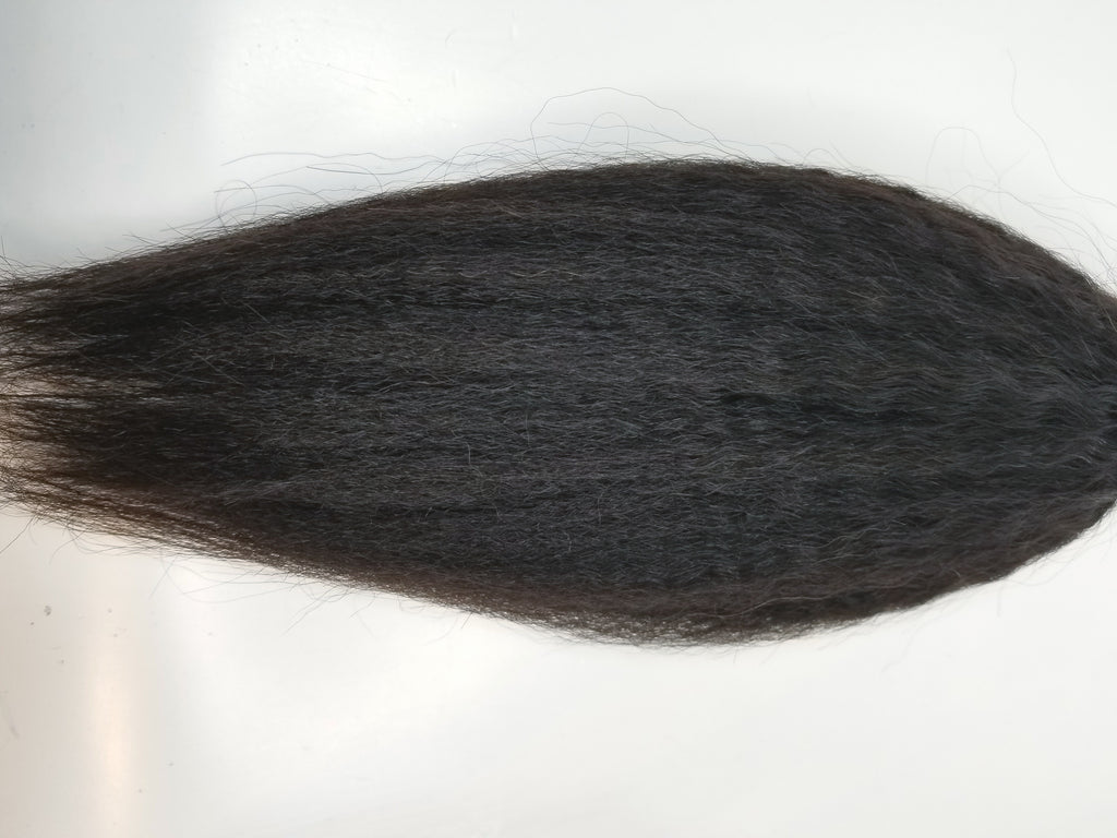 Remy Kinky Straight - Halo SB Hair