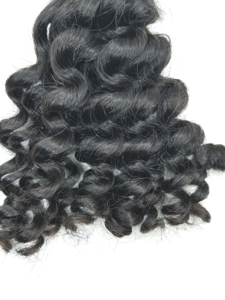 Brazilian deep wave - Halo SB Hair