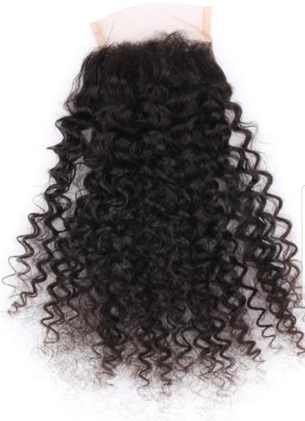 Brazilian Curly - Closures - Halo SB Hair