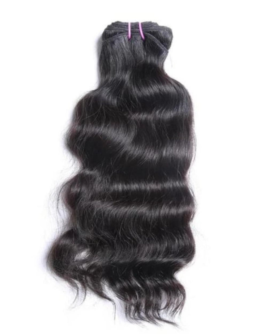 Premium Virgin Indian Hair- Wavy - Halo SB Hair