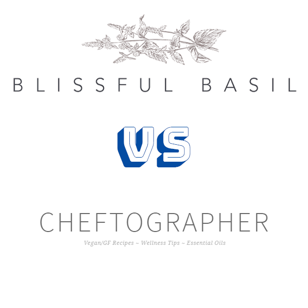Blissful Basil Vs Cheftographer