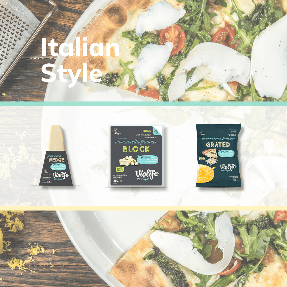 Italian-Style | Vegan Italian | Vegan Cheese Shop
