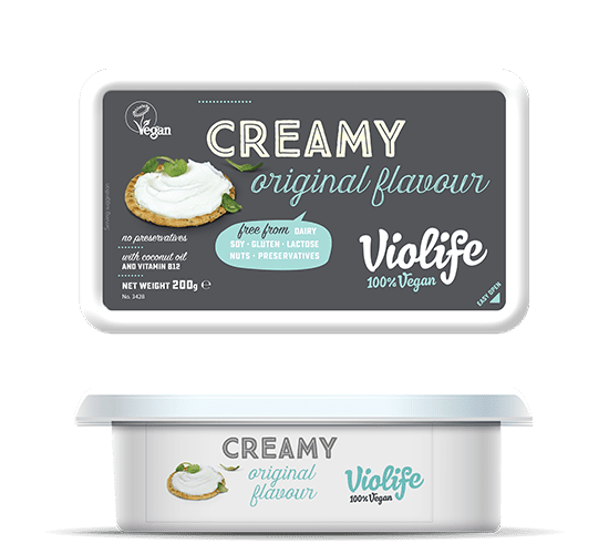 Vegan Cheese Original Flavour Creamy