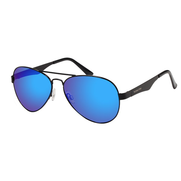Sunglasses Elm Park Pilot Light Blue