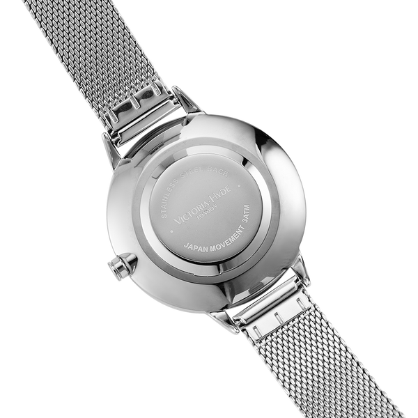 Watch Maida Vale Daisy Mesh Silver