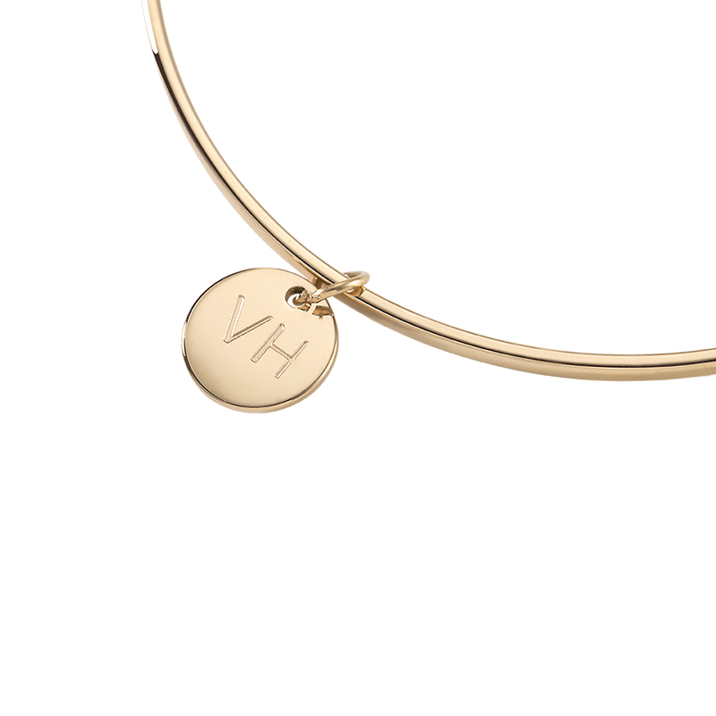 Bracelet Sudbury Hill Coin Gold